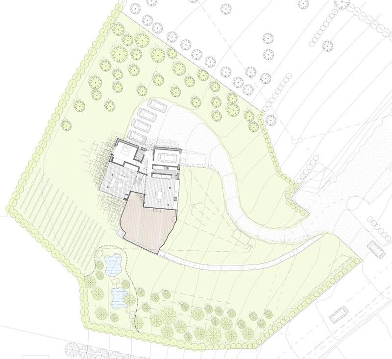 Landscape Design Eco House