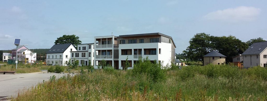 Eco Apartment Building Ireland