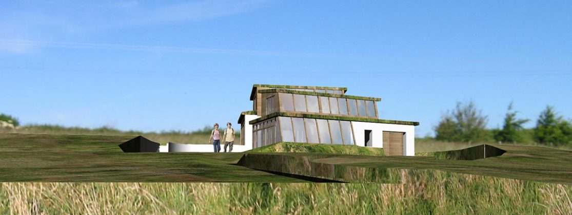 Eco House Planning Permission