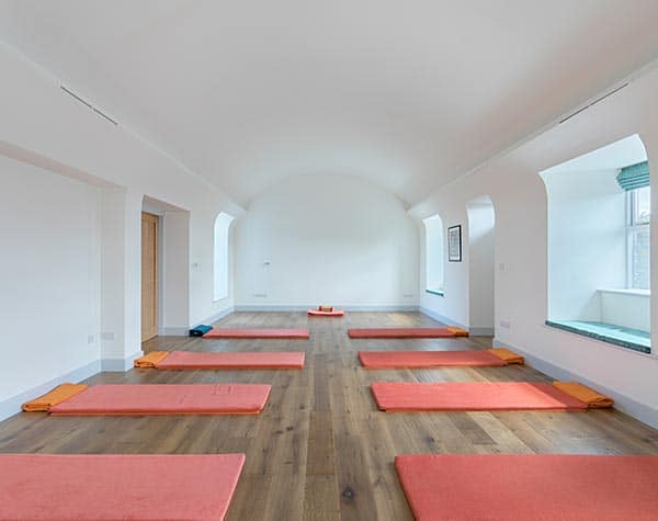 Galway Yoga Architecture