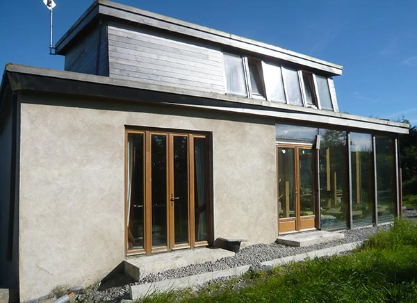Solar Passive Eco House