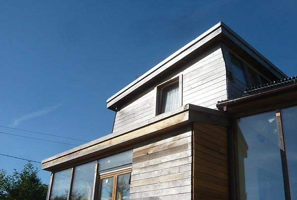 Timber Clad Eco Architect