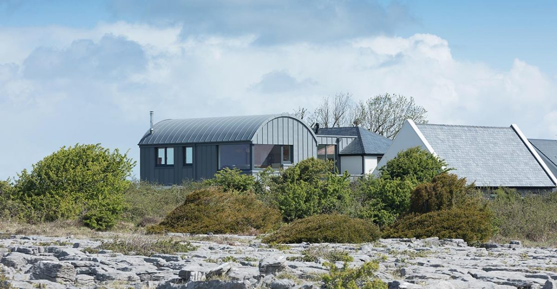 View to Burren