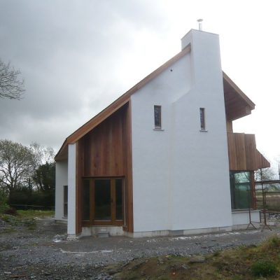 House Traditional Eco Design Clare