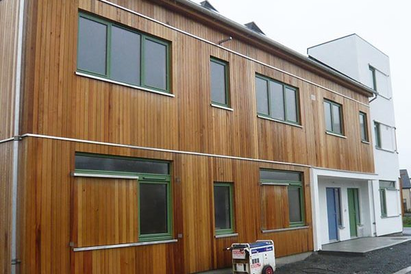 Cedar Cladding Eco Architect