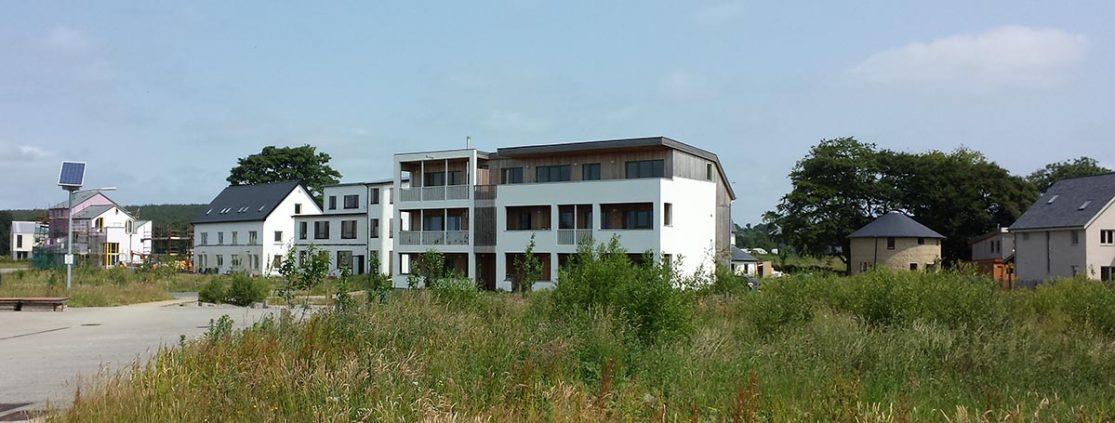 Eco Apartment Building Ireland