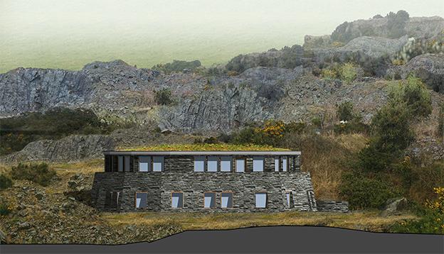 Eco House Planning architect Scarriff