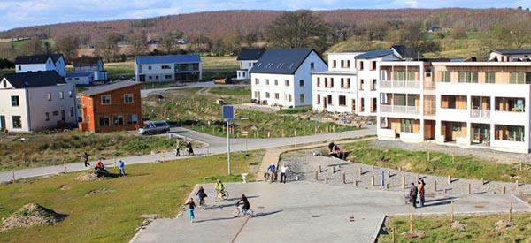 Eco Village Ireland Architect